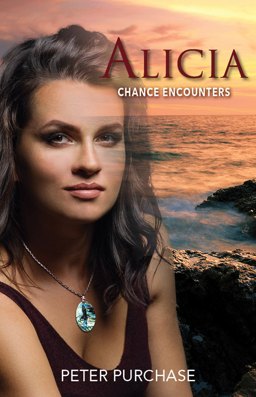 Alicia by Peter Purchase- Book 3 in the Truth & Reconciliation Trilogy